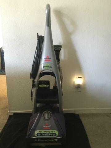Bissell Pro Dry Upright Carpet Cleaner - Model 7350