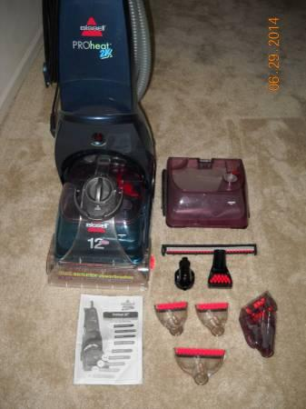Bissell Pro Heat 2x Carpet Cleaner Model 8920 For Sale