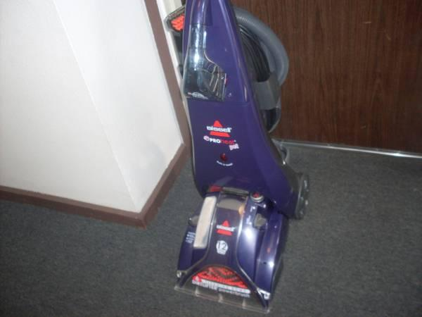 Bissell Proheat Pet Advanced Carpet Cleaner Instructions