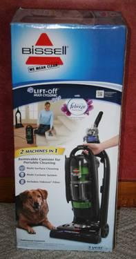 Bissell Vacuum Cleaner New In Box Great For Pet Owners