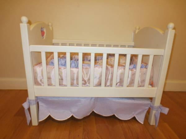 Bitty Baby Doll Crib For Sale In Monsey New York