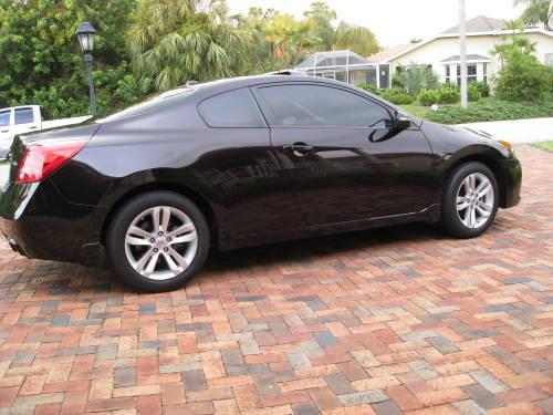 Nissan Altima 2.5S >> BLACK 2010 NISSAN ALTIMA 2.5 S Coupe 12,503 Miles Loaded ...