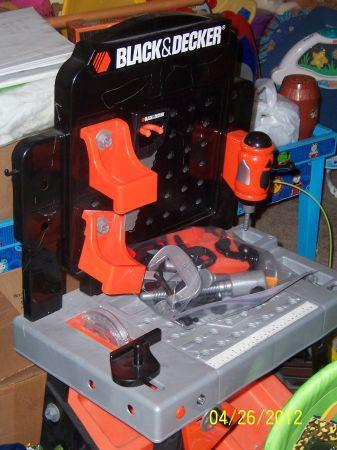 Black And Decker Tool Bench Riegelwood For Sale In