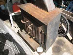 Black Bart Wood Stove Savannah Ga For Sale In