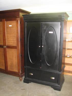 Black Bedroom Armoire For Sale In Fort Wayne Indiana