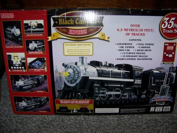 Black Canyon Express Train For Sale In Kenton Ohio