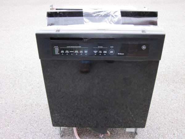 black ge triton dishwasher for sale in harvest alabama classified. Black Bedroom Furniture Sets. Home Design Ideas