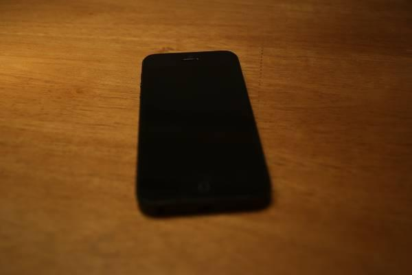 Black iPhone 5 64Gb ATT-Unlocked - $350