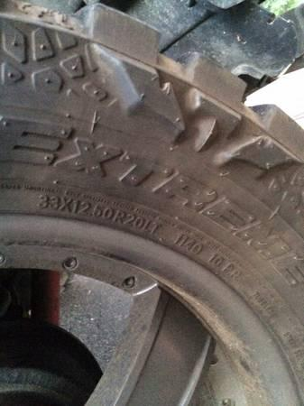 Black Jeep Rims - $275