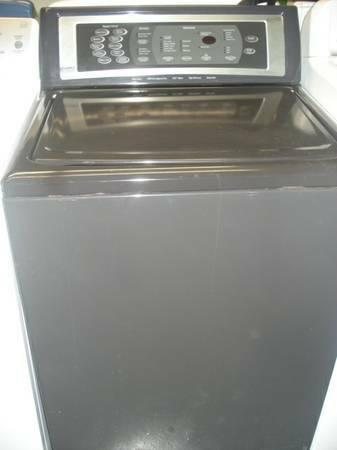 Black Kenmore Elite Calypso Top Load Washer For Sale In