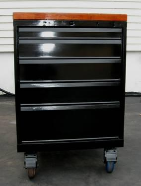Black Lista Toolbox Tool Box Cabinet Parts Storage