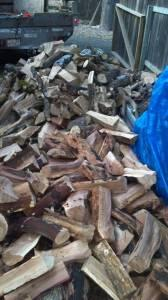 BLACK OAK FIREWOOD FOR SALE