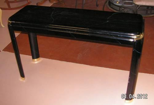 Black Sofa Table For Sale In Chatham Illinois Classified