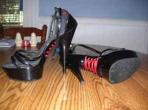 HowCool.com - Pleaser Shoes XTRM-787 - $59.95 - PL-XTREME-787: 8