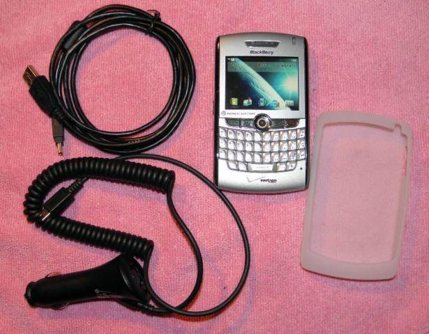 Blackberry 8830 World Edition Verizon Or Page Plus W