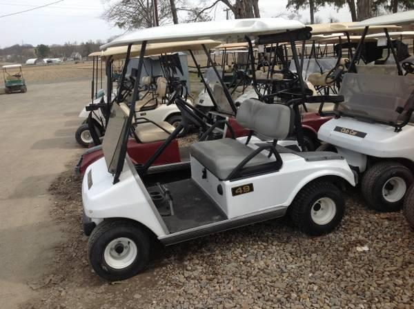Blow Out Golf Cart And Golf Cart Parts Sales New Used Electric Gas