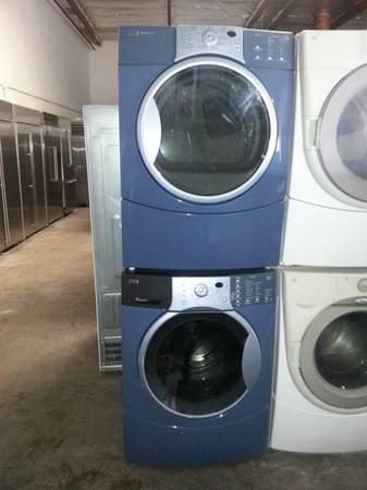 Blue Kenmore Washer N Gas Dryer Front Loading For Sale