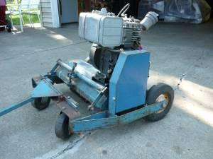 bluebird power rake - $300 (loves park)