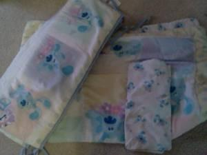 Blues Clues Crib Bedding Kempner Lampasas For Sale In