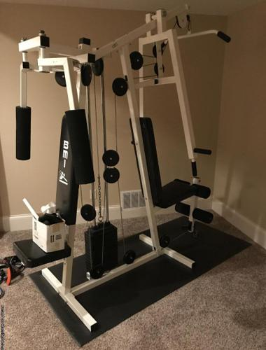 Bmi 9000 Home Gym For Sale In Fort Wayne Indiana Classified Americanlisted Com
