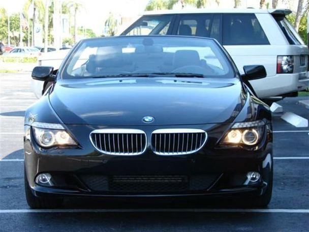 bmw 6 series 2008 bmw 6 series car for sale in pompano. Cars Review. Best American Auto & Cars Review