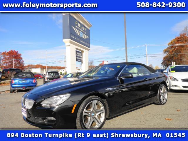 bmw 6 series awd 650i xdrive 2dr convertible 2013 for sale in edgemere massachusetts classified. Black Bedroom Furniture Sets. Home Design Ideas