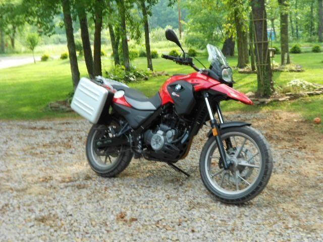 Bmw G 650 Gs Dual Sport 71 Mpg For Sale In Freeport Ohio