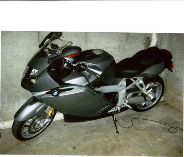 BMW K1200S Motorcycle For Sale In West Boylston