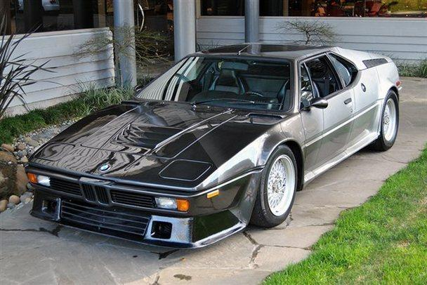 BMW M1 Price On Request