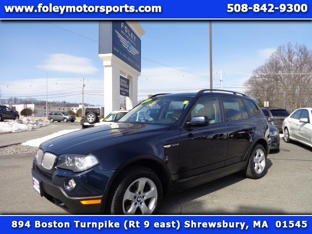 bmw x3 2007 for sale in edgemere massachusetts classified. Black Bedroom Furniture Sets. Home Design Ideas