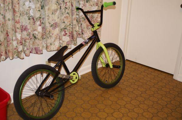 BMX Fully Custom Shadow Conspiracy Bike REDUCED PRICE ...