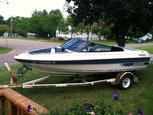 sunbird boat boats yachts and parts for sale in wisconsin new and rh americanlisted com 1998 Sunbird Boat 1990 sunbird boat manual