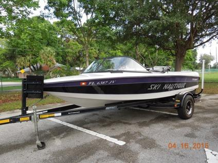 Boat 1998 correct craft ski nautique for sale in orlando for Correct craft trailer parts