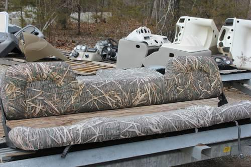 BOAT BENCH SEATS, MOSSY OAK