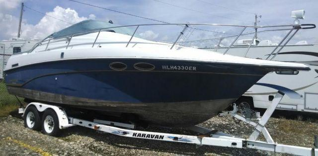 Boat (Crownline Cabin) and Karavan Trailer for sale!!! - $10800