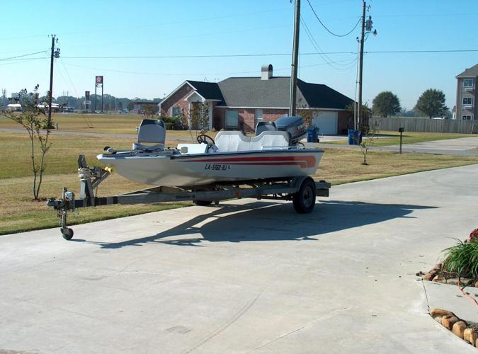 Boat for sale for sale in breaux bridge louisiana for Outboard motors for sale in louisiana