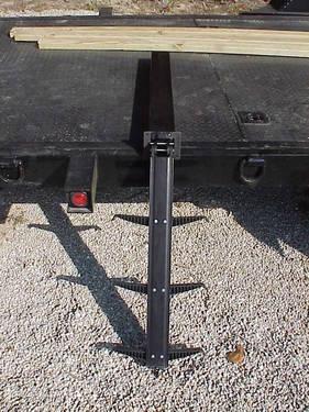 Boat Ladders Rear Amp Side Folding Stowable Amp Under Deck