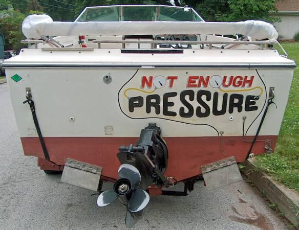 Boat, Power, Sea Ray, 1976, 22', 351 Cleveland 233Hp, Mercruiser I/O - $3899
