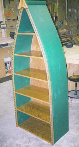 Boat Shaped Bookcases For Sale In Green Bay Wisconsin