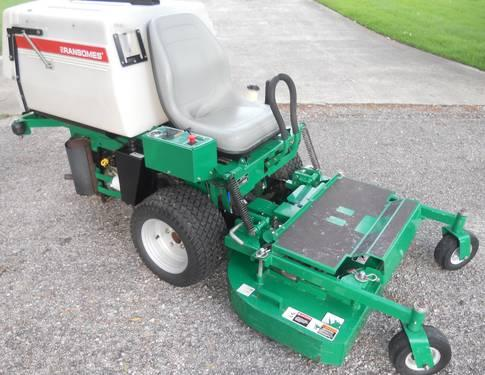 Bob Cat Zt100 42 Quot Only 76 Hours Walker Style Mower For