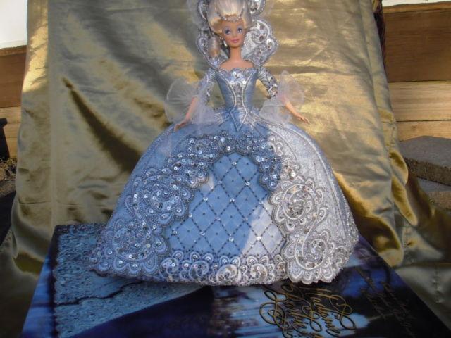 Bob Mackie Madame Du Barbie Doll 1997