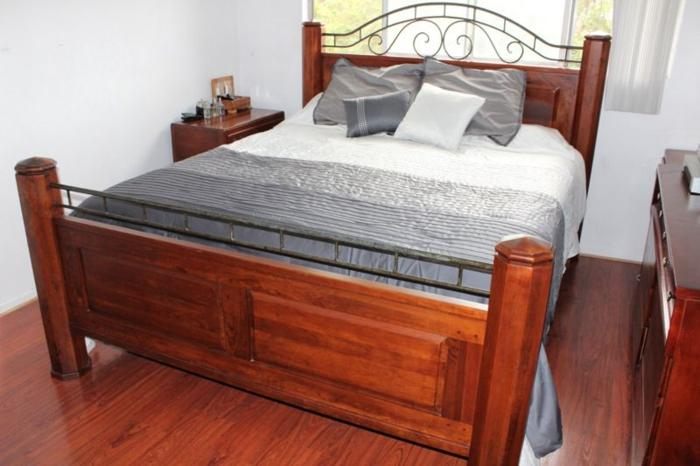 Bob Timberlake Heritage Cherry King Bed For Sale In