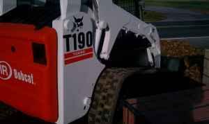 bobcat skid loader (hanover)