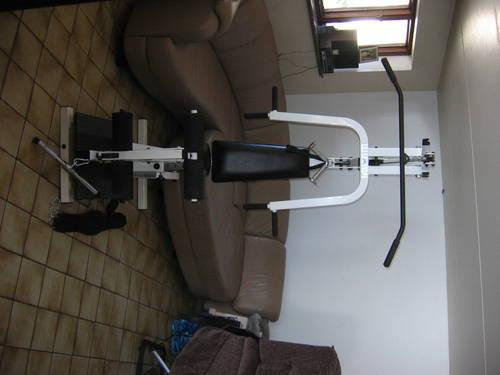 Body lift compact home workout gym for sale in de