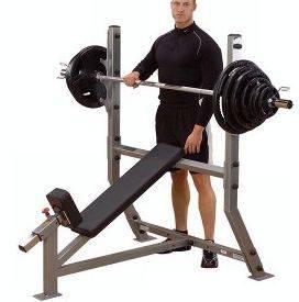 BODY SOLID WEIGHT BENCH AND SQUAT RACK OLYMPIC WEIGHT SET $999 - $225 LOUISVILLE