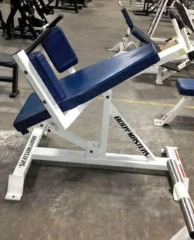 Bodymaster Adjustable Ab Bench For Sale In Anniston