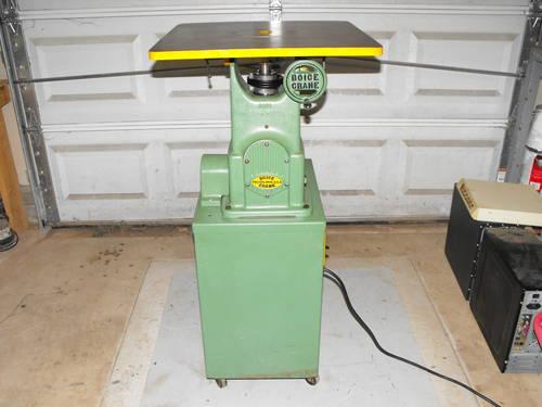 Boice Crane Oscillating Spindle Sander for Sale in ...