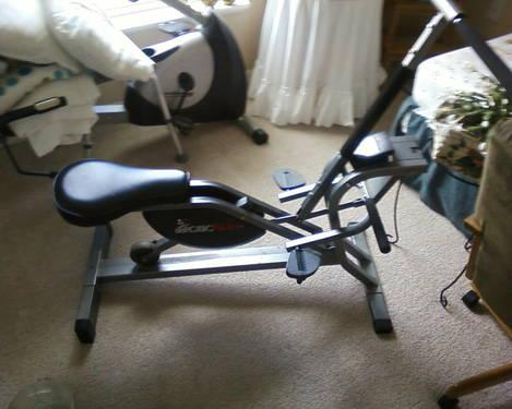 bollinger trim rider exercise machine