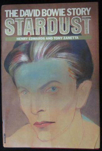 Book, Stardust, The David Bowie Story