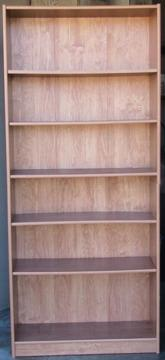 "Bookcase 84"" X 30"" X 12"" Good condition has 1 Extra"